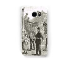 Victorian Style Congestion in London Samsung Galaxy Case/Skin