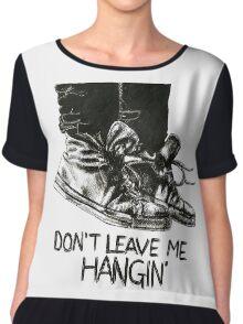 Hangin' - Bastille Chiffon Top