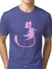 Mew! Tri-blend T-Shirt