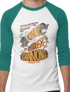 The Chudley Cannons Men's Baseball ¾ T-Shirt