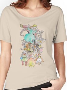 Studio Ghibli - Howl's Moving Castle Women's Relaxed Fit T-Shirt