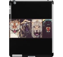Feline Roar  iPad Case/Skin