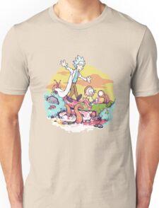 Dimension 35-C Unisex T-Shirt