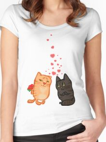 Not in March only Women's Fitted Scoop T-Shirt