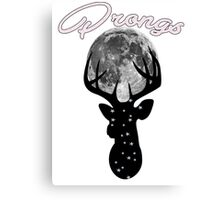 Prongs Canvas Print
