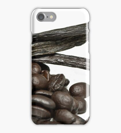 Vanilla Coffee Anyone? iPhone Case/Skin