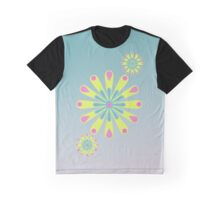 Flower of colour Graphic T-Shirt