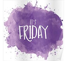 It's Friday Poster