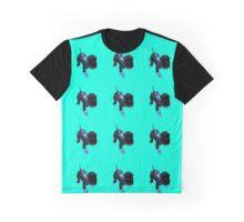 Robo Dog Graphic T-Shirt