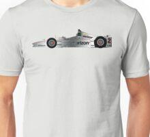 Juan Pablo Montoya (2016 Indy 500) Unisex T-Shirt