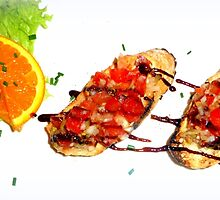 Bruschetta by ©The Creative  Minds