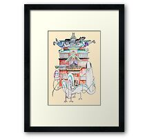 Studio Ghibli - Spirited Away Framed Print