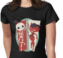 Dance Partners Womens Fitted T-Shirt