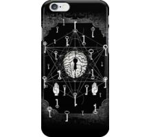 Keys to the subconscious mind #2 iPhone Case/Skin