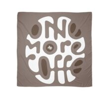One more Coffee Scarf
