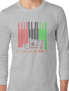 a tribe called quest - jazz Long Sleeve T-Shirt