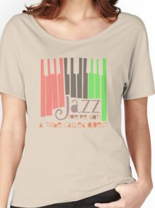 a tribe called quest - jazz Women's Relaxed Fit T-Shirt