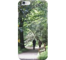 Springtime at Stourhead iPhone Case/Skin