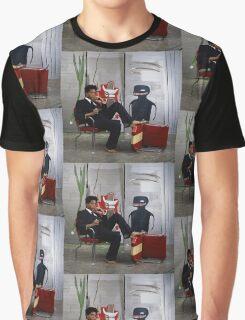 Jean-Michael Baquiat photograph  Graphic T-Shirt