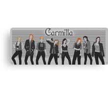 Suitmilla - Full Canvas Print
