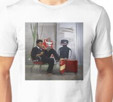 Jean-Michael Baquiat photograph  Unisex T-Shirt