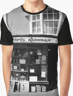 Roberts Rummage Graphic T-Shirt