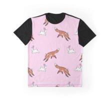 Fox Bun Graphic T-Shirt