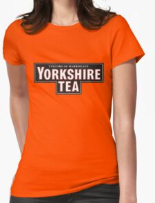 Yorkshire Tea Womens Fitted T-Shirt