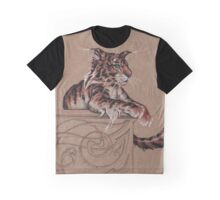 Fairy Tiger - all about the ear tufts Graphic T-Shirt