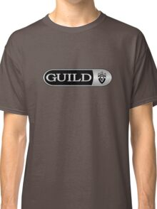 Wonderful Guild Guitars Classic T-Shirt