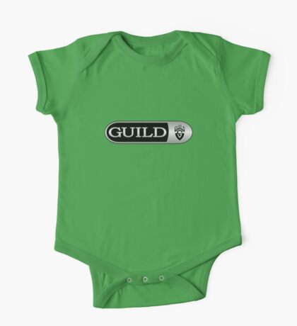 Wonderful Guild Guitars One Piece - Short Sleeve