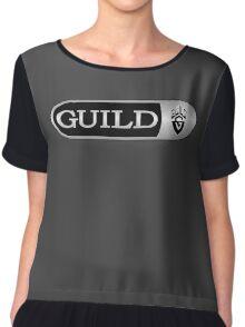Wonderful Guild Guitars Chiffon Top