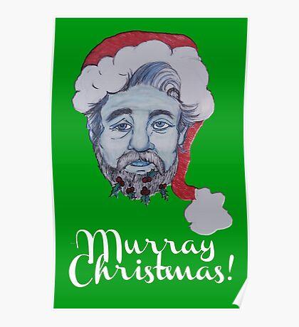 Murray Christmas! Poster