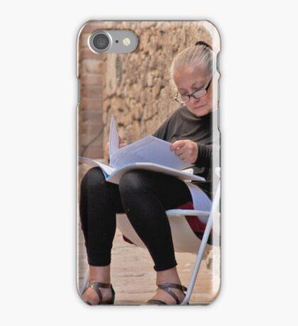 Virtual Office  iPhone Case/Skin