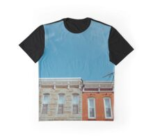 Federal Hill Homes Graphic T-Shirt