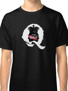 HISTORY -  'Queen' Logo Classic T-Shirt