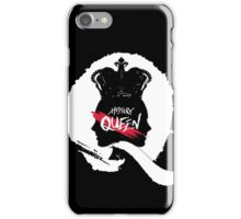 HISTORY -  'Queen' Logo iPhone Case/Skin