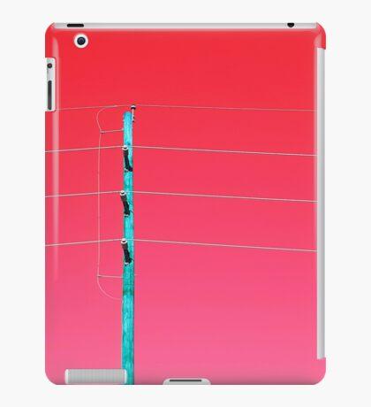 Telephone Pole (ViewsFromTheAether) iPad Case/Skin