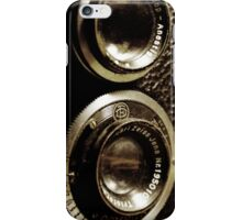 Rolleicord1 iPhone Case/Skin