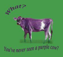 The Purple Cow Kids Tee