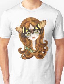 Gaeana Cicada Girl T-Shirt