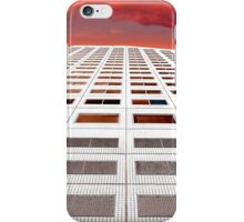 The White House on Fire iPhone Case/Skin