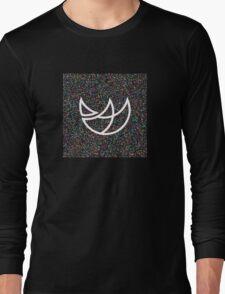 Negative Grain Long Sleeve T-Shirt