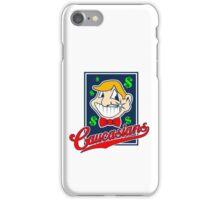 Caucasians Baseball Team iPhone Case/Skin