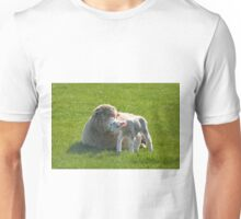 one small step for a lamb Unisex T-Shirt