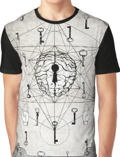 Keys to the subconscious mind Graphic T-Shirt