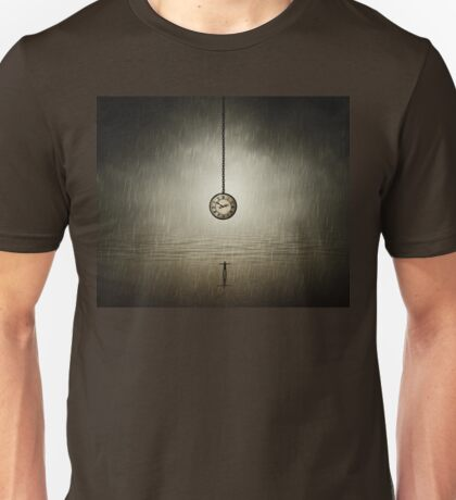time travel Unisex T-Shirt