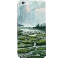 The Great Waterfall iPhone Case/Skin