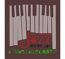 a tribe called quest - jazz Photographic Print