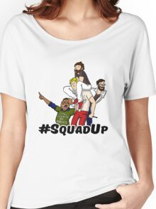 Louden Swain - Squad Up Women's Relaxed Fit T-Shirt